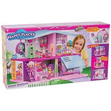 Happy Shopkins Grand Mansion Original Hermoso