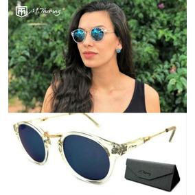 c91259b7ae716 Oculos De Sol Lente Transparente Feminino - Óculos no Mercado Livre ...