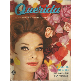 Brasil 1963 Revista Querida Nº 213 Editora Rge 100 Páginas