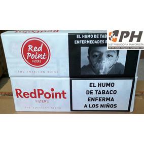 Cigarrillo Red-point (5 Cartones X10 Atados) $48.18 C/u