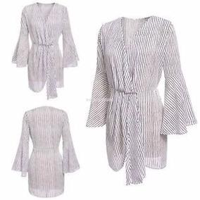 Vestidos kimonos de fiesta cortos