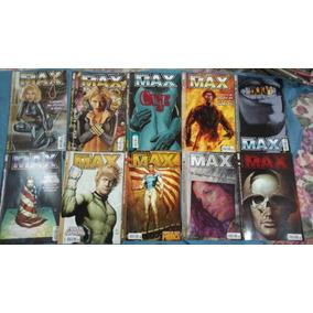 Especial Marvel Max + 01 A 30 Completa