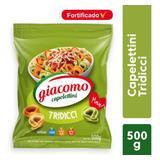 Giacomo Capelettini Tridicci Pasta Semola Fortificada 500 Gr