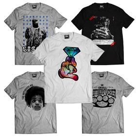 3930de30a Camisa Swag Mickey Swag - Camisetas e Blusas no Mercado Livre Brasil