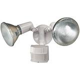 Hz-5411-wh Sensor De Movimiento Heath Zenith Pesado Luz De S