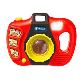 Máquina Fotográfica - Disney - A Casa Do Mickey Mouse - Dica