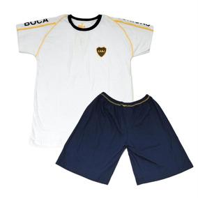 Pijama Niños Boca Juniors