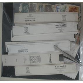@ Álbuns Brasil Vol. I/ii/770 Selos, 1 Pinça, 10 Maxmaphil@
