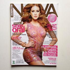 Revista Nova 463/2012 - Marina Ruy - Gabriel Braga Nunes