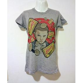 Playera Camiseta Stranger Things Eleven Once 11