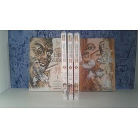 Novo Lobo Solitário--volumes 1 A 5(perfeito Estado)
