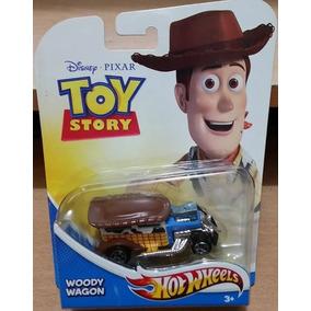 Hot Wheels Toy Story - Woody Wagon (raríssimo)