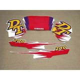 Adesivos Yamaha Dt 200 1996