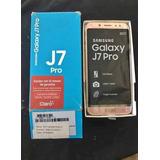 J7 Pro Dorado Samsung Galaxi Nuevo A Estrenar