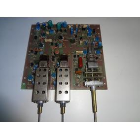 Placa Volt-div Time Osciloscópio Tektronix 2261 20mhz