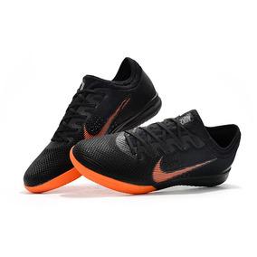 Chuteira Nike Laranja Adultos Futsal - Chuteiras no Mercado Livre Brasil b6f9d05b36320