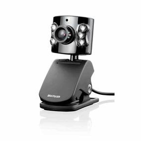 Webcam Da Multilaser E Outra Genérica (2 Unidades) Ce