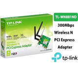 Tarjeta Red Tp-link Pci Tl-wdn881nd Dual Banda Pc