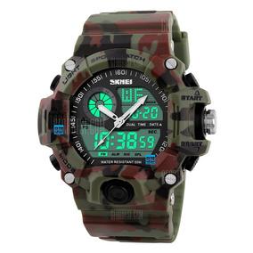 3ac4b575183 Relogio Ohsen Army Led - Relógio Masculino no Mercado Livre Brasil