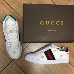 Zapatos Sneakers Gucci Para Damas