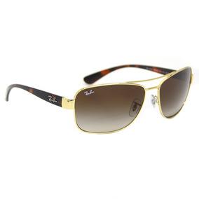 Oculos Rayban Dourado Masculino - Óculos no Mercado Livre Brasil 17f5486b3d