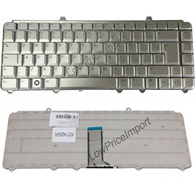 Teclado Notebook Dell Part Number Nsk-d931b Cinza Abnt2