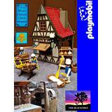 Playmobil Panadería Medieval Casa 3441
