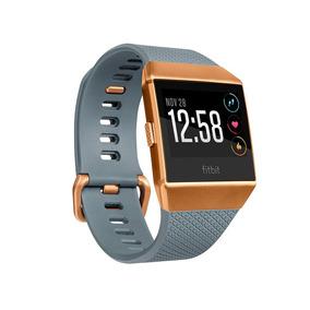 Smartwatch Fitbit Ionic Color Azul/naranja
