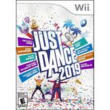 Just Dance 2019 Nintendo Wii Nuevo! Para Envio Inmediato!