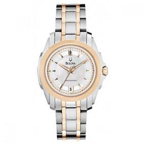 Relógio Bulova Precisionist 98m106 Femenino