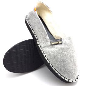 e2f7173341 Alpargatas Havaianas Cinza - Sapatos no Mercado Livre Brasil