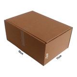 50 Caixas De Papelão 16x11x7 Para Correios Mercado Envios