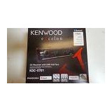 Kdcx701 Kenwood Cd Receiver With Usb / Bluetooth / 3 Preouts