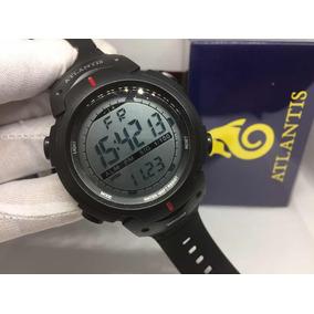 0b719923a1a Relogio Digital Atlanti Esportivo Masculino Atlantis - Relógios De ...