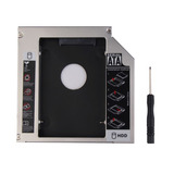 Caddy Ide Ata 12.7mm Notebook Disco Duro Ssd Sata| Dfast