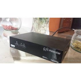 Decodificador Movistar Tv Hd Activo