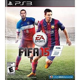 Jogo Fifa 15 2015 Playstation 3 Ps3 Português Física Origina