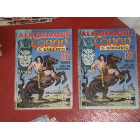 Conan - Almanaque Formatinho Colorido
