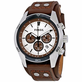 ca0fe9809f6a Reloj Fossil Genuine Leather - Reloj para Hombre en Mercado Libre México