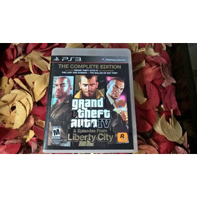 Grand Theft Auto Iv Episodes From Liberty City Ps3 Frete 12