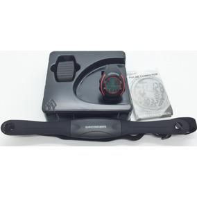 Monitor Cardíaco Frequencímetro C/peitoral+clip Guidão Bike