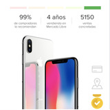 Iphone X 8 7 7 Plus 32gb 64gb 128gb 256gb | G A R A N T I A