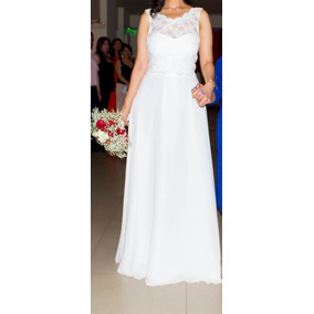 Vestidos novia sencillos usados