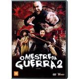 Dvd - O Mestre Da Guerra 2