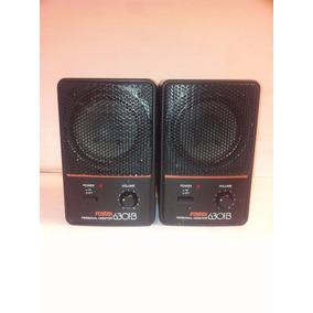 Monitor Áudio Referência Ativo Fostex 6301b Personal