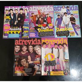 Atrevida One Direction Revistas