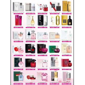 Kit 3 Brand Collection - Escolha + De 100 Opções De Perfume