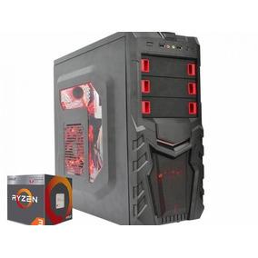 Computador Gamer Amd Ryzen3 2200g Asus 4gb 1tb