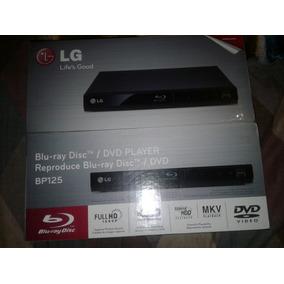 Blu Ray Lg Bp125