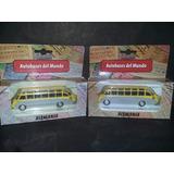 Colección Buses Del Mundo